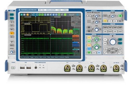 R&S RTE Digital Oscilloscope
