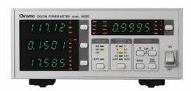 Chroma 66201 and 66202 power analyzer