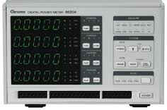 Chroma 66203 en 66204 power analyzer