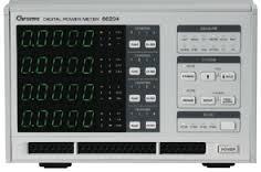 Chroma 66203 and 66204 power analyzer