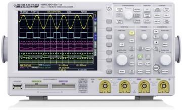 HMO3000 Digital Oscilloscope