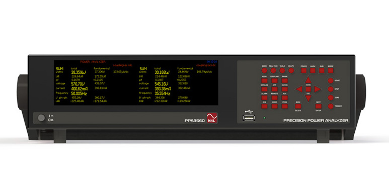 N4L PPA3500 serie power analyzer