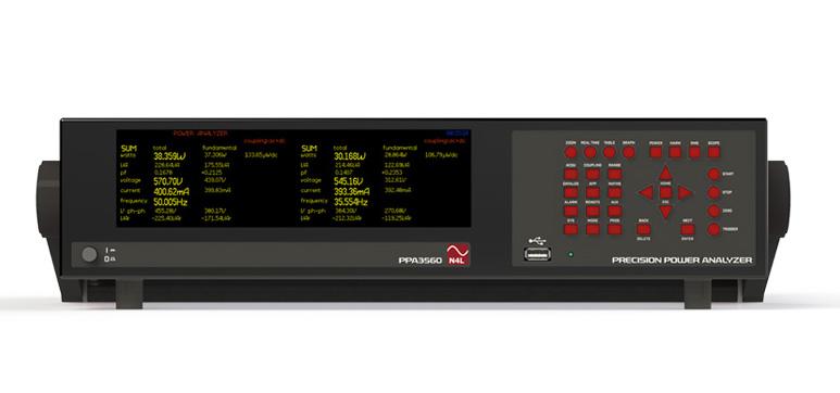Newtons4th PPA3500 serie power analyzer