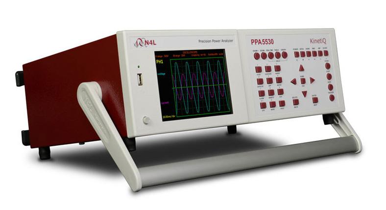 Newtons4th PPA5500 serie power analyzer