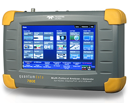 Quantum Data 780E video generator en video analyser