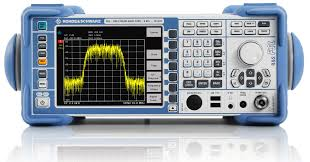 R&S FSL serie spectrum analyzer