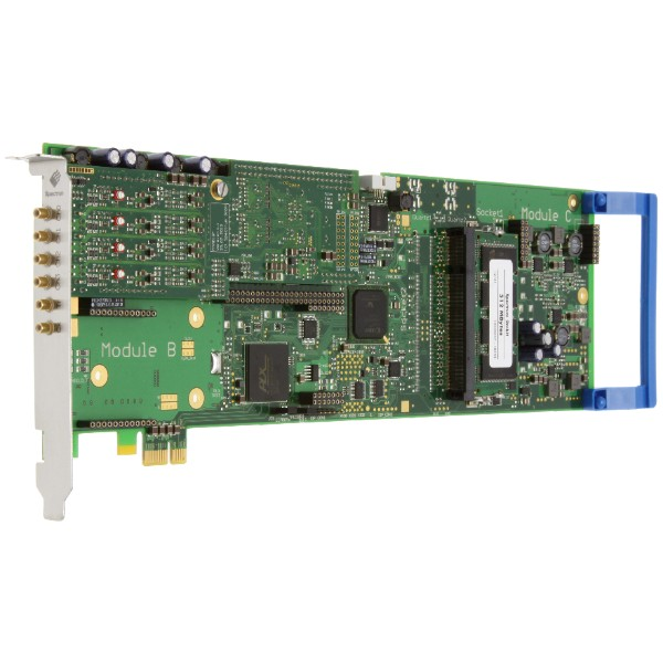 Spectrum M2i.49xx serie digitizer kaarten
