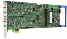 Spectrum M2i.61xx serie arbitrary waveform generatoren