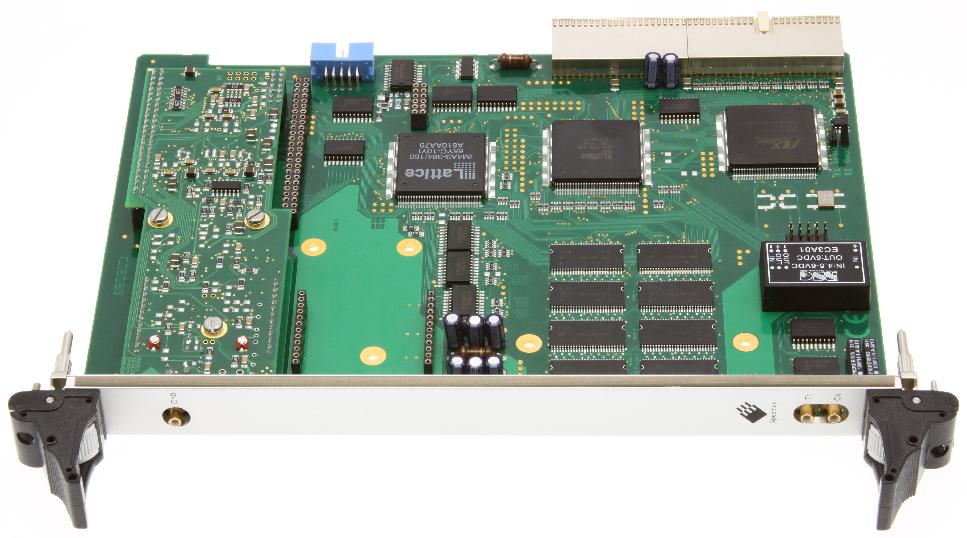 Spectrum MC.40xx serie digitizer kaarten