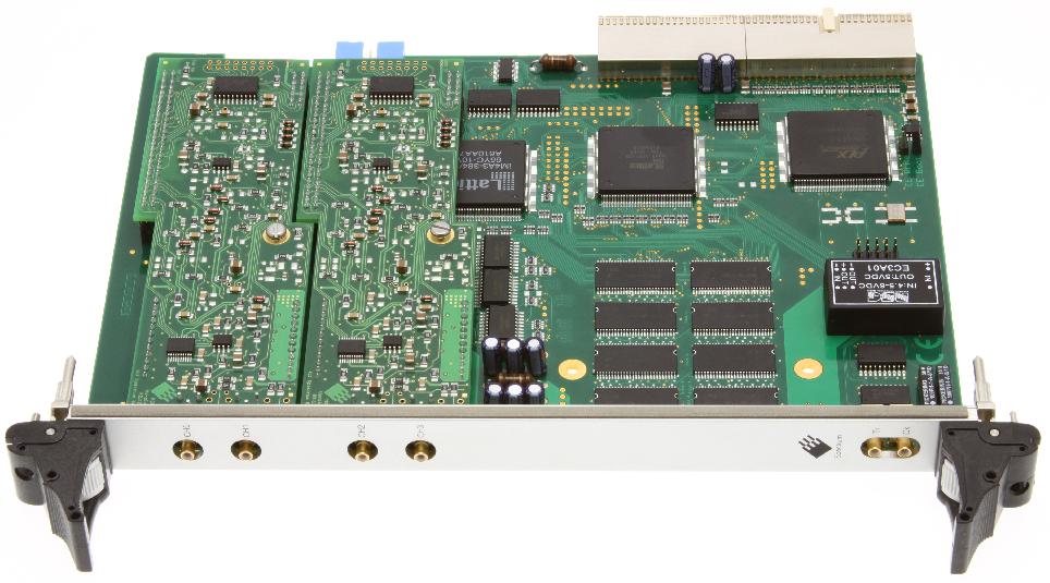 Spectrum MC.60xx serie arbitrary waveform generatoren