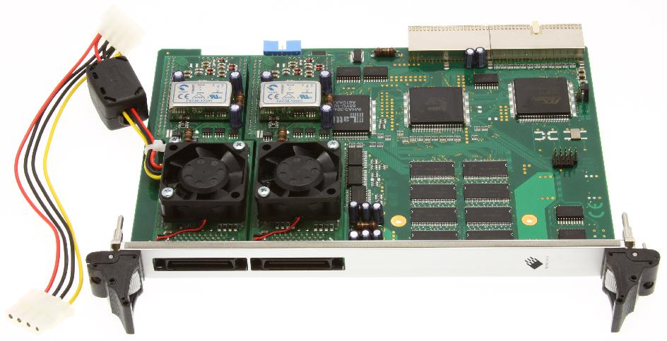 Spectrum MC.72xx serie digital pattern generators met instelbare spanningsniveaus