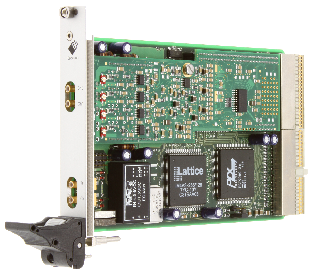 Spectrum MX.31xx serie digitizer kaarten
