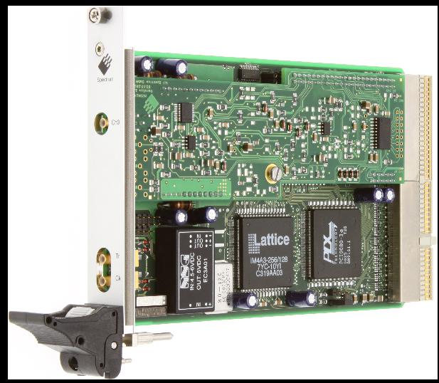 Spectrum MX.60xx serie arbitrary waveform generatoren