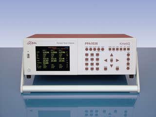 PPA5500 serie vermogens meters