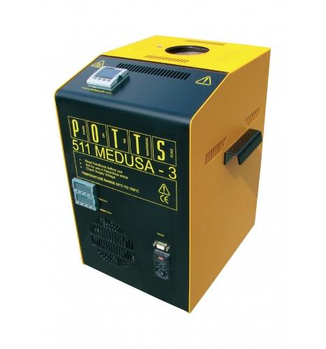 Isotech Dry Block kalibrator 510 Medusa en 511 Medusa 3