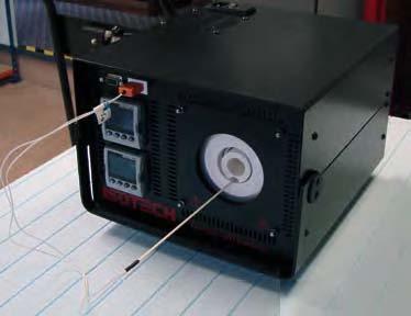 Isotech Pegasus R compacte oven