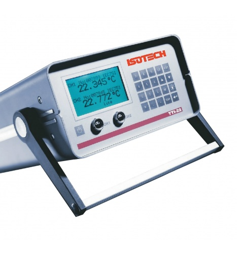 Isotech TTI-22 thermometer
