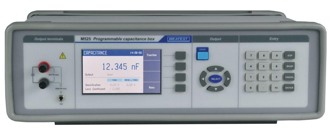 Meatest M525 Capaciteitsdecadebank