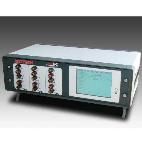 Isotech MicroK 70 en 125 temperatuurbruggen