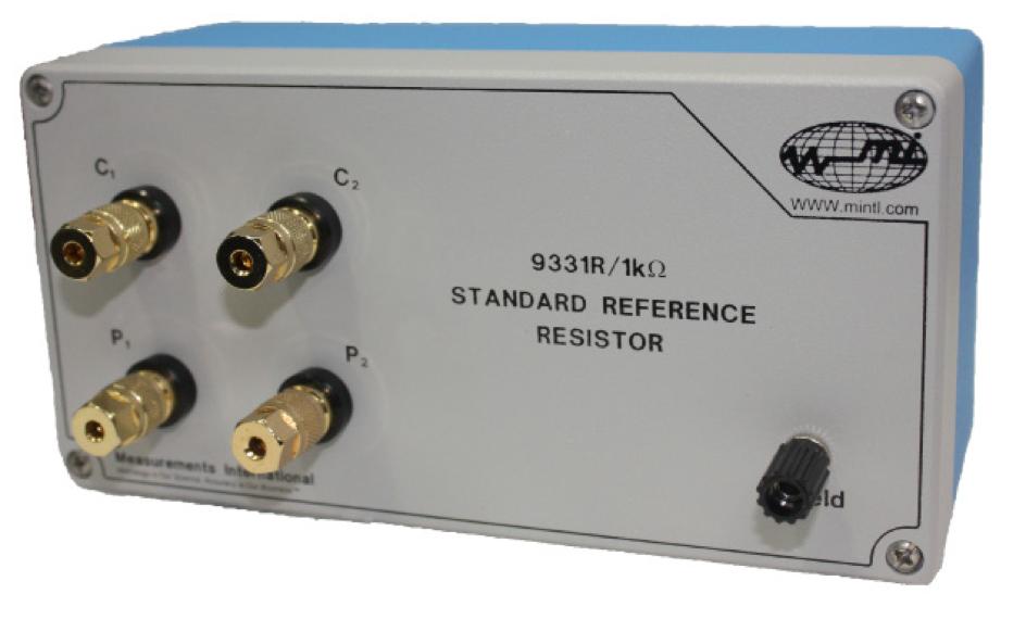 MI 9331R serie precisie luchtweerstanden