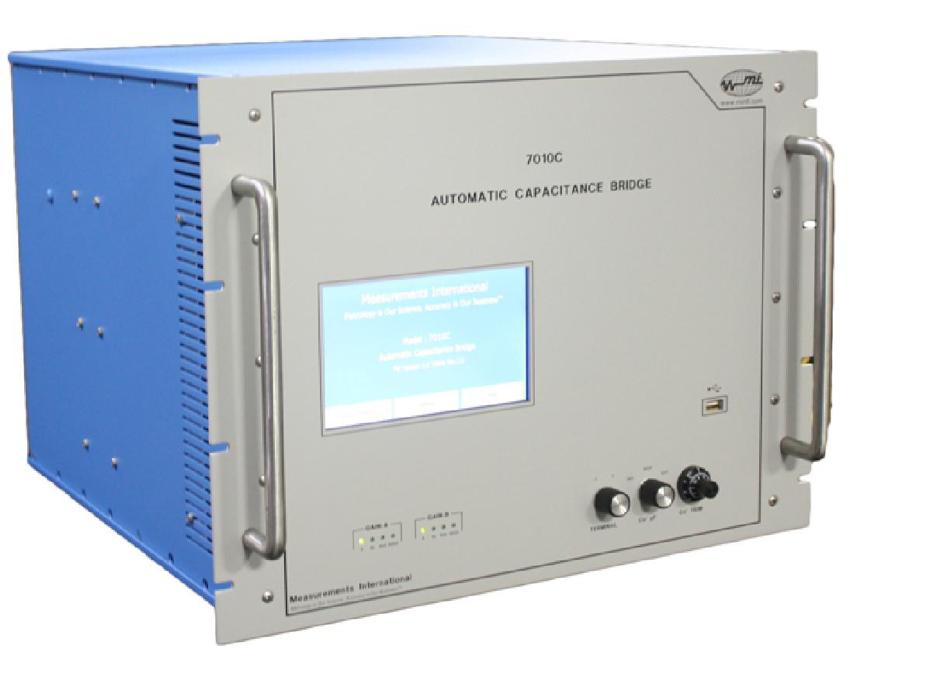 MI 7010C automatische capaciteitsbrug