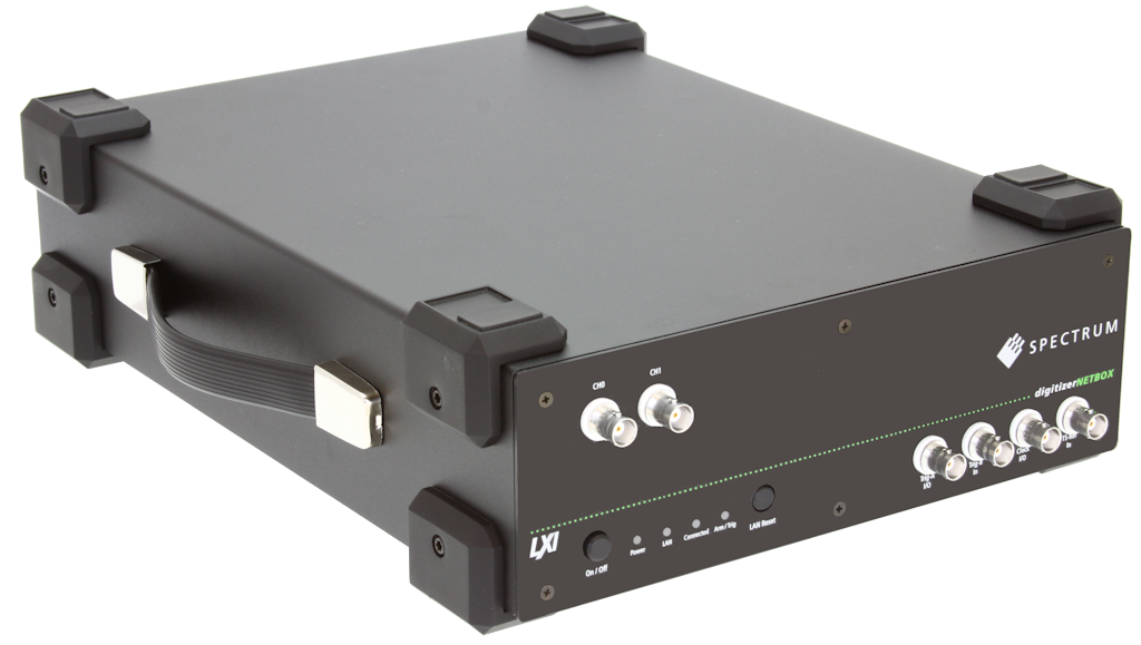 Spectrum DN2.20x serie Netbox digitizers