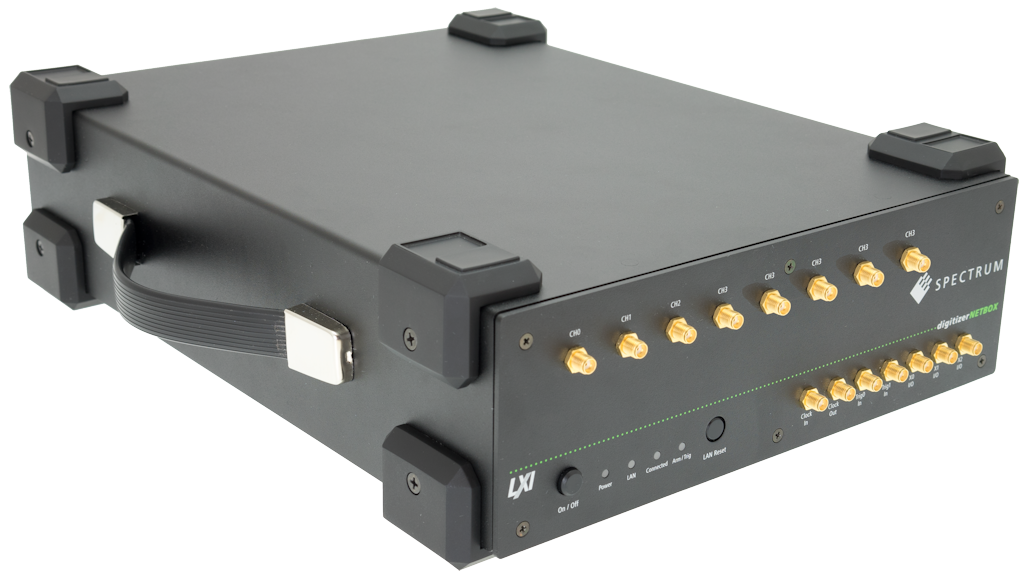 Spectrum DN2.445 serie Netbox digitizers