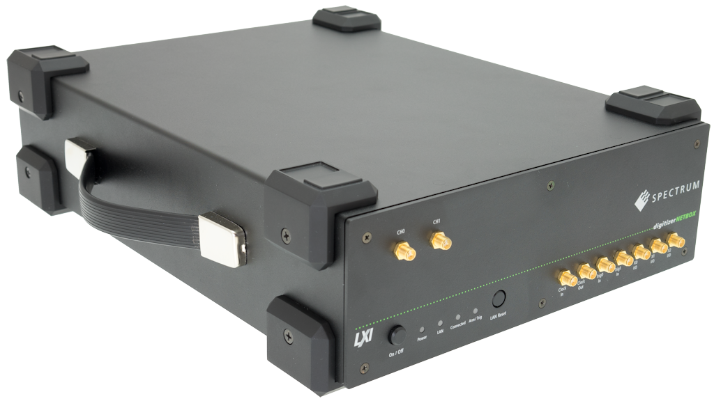 Spectrum DN2.441 en DN2.442 serie Netbox digitizers