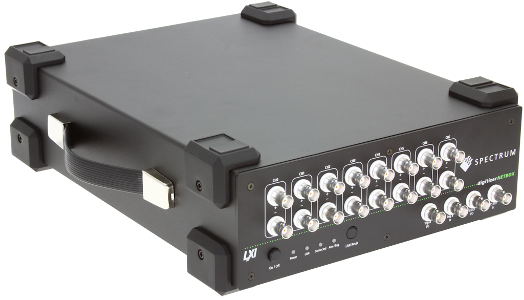Spectrum DN2.46x serie Netbox digitizers