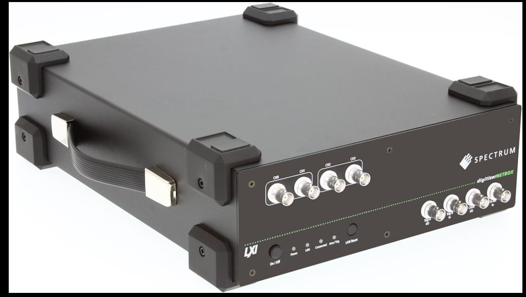Spectrum DN2.49x serie Netbox digitizers