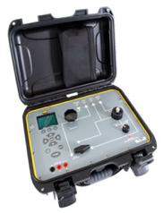 Martel DPC-300 dual systeem pneumatische kalibrator