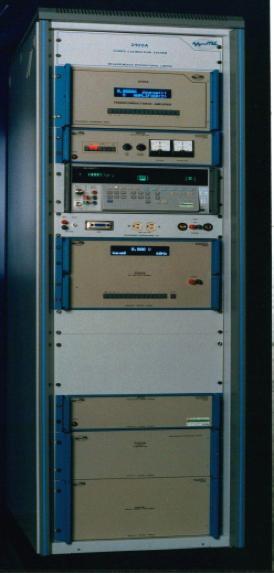 MI 2100A power kalibratie systeem