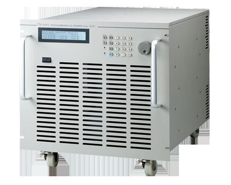 Chroma 61700 serie driefase AC voedingen
