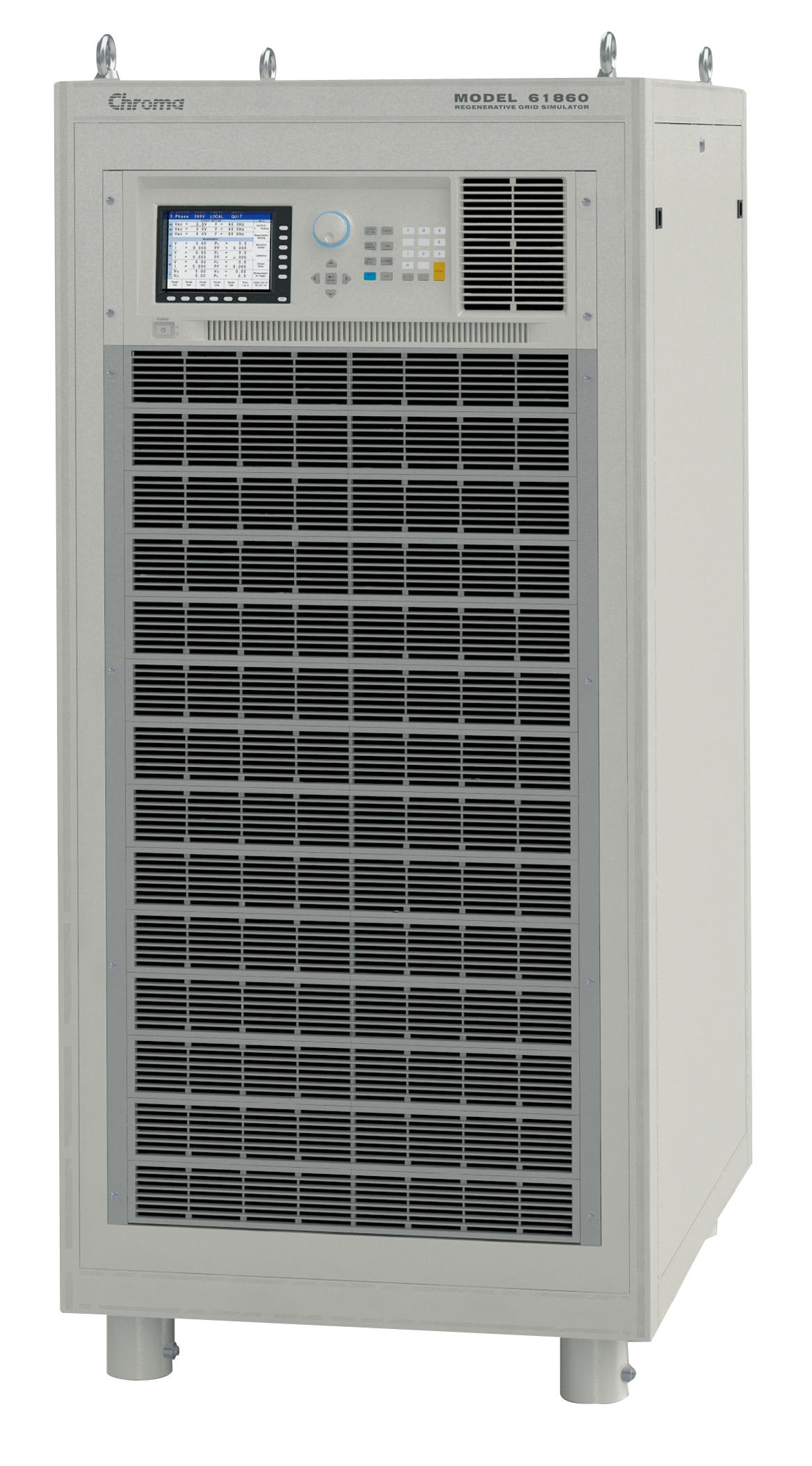 Chroma 61800 serie driefase AC voedingen