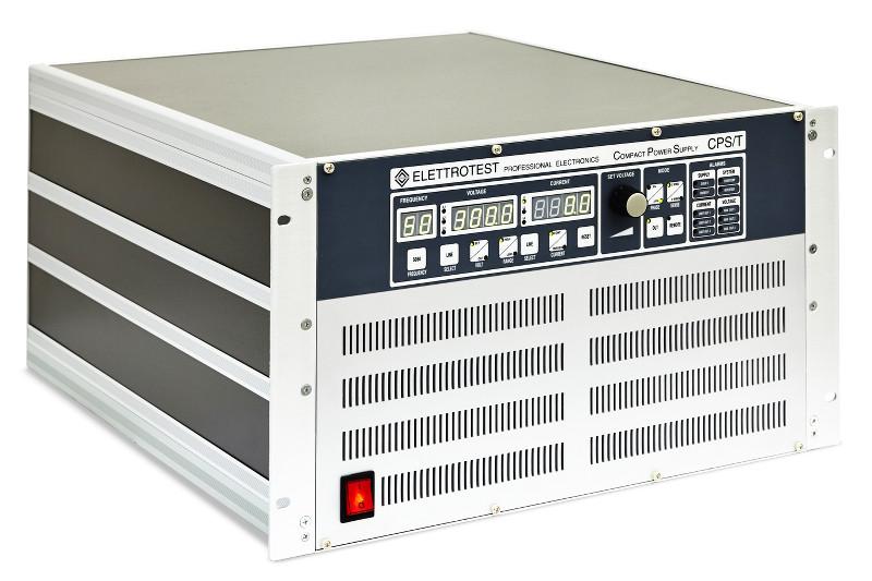 Elettrotest CPS serie driefase AC voedingen