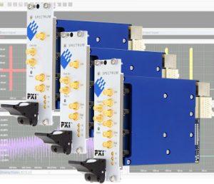 Spectrum PXI digitizers