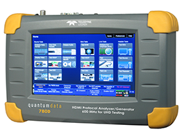 Quantum Data 780E video analyzer / video generator