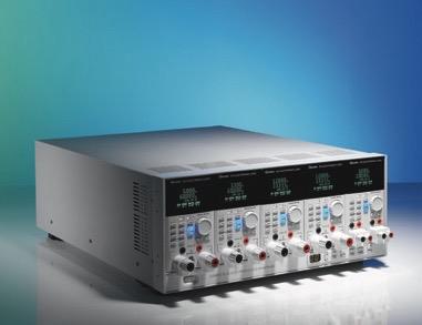 Chroma 63600 serie modulaire DC loads