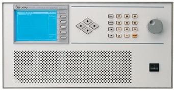 Chroma 6500 serie enkelfase AC voedingen