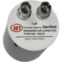 IET GenRad 1403 Series High Frequence Standard Capicator