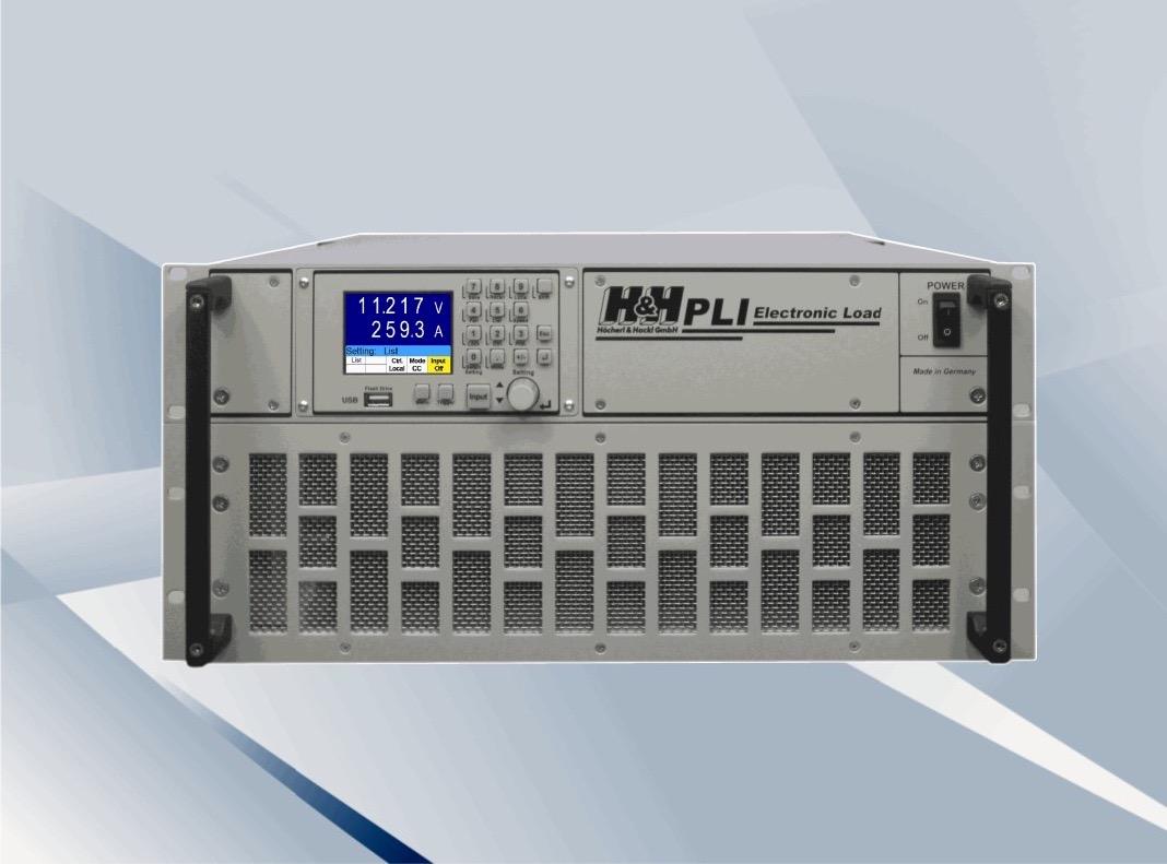 H&H PLI serie DC loads 600 W - 28,8 kW