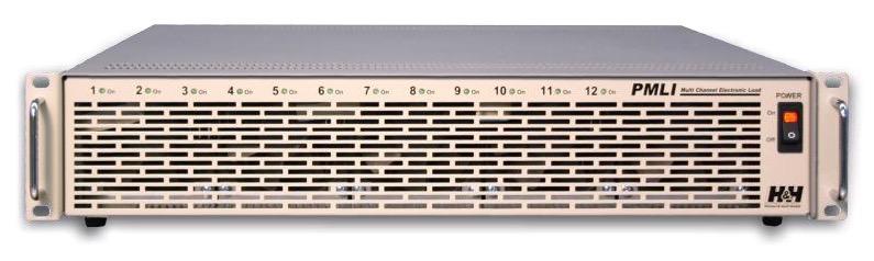 H&H PMLI serie modulaire DC loads