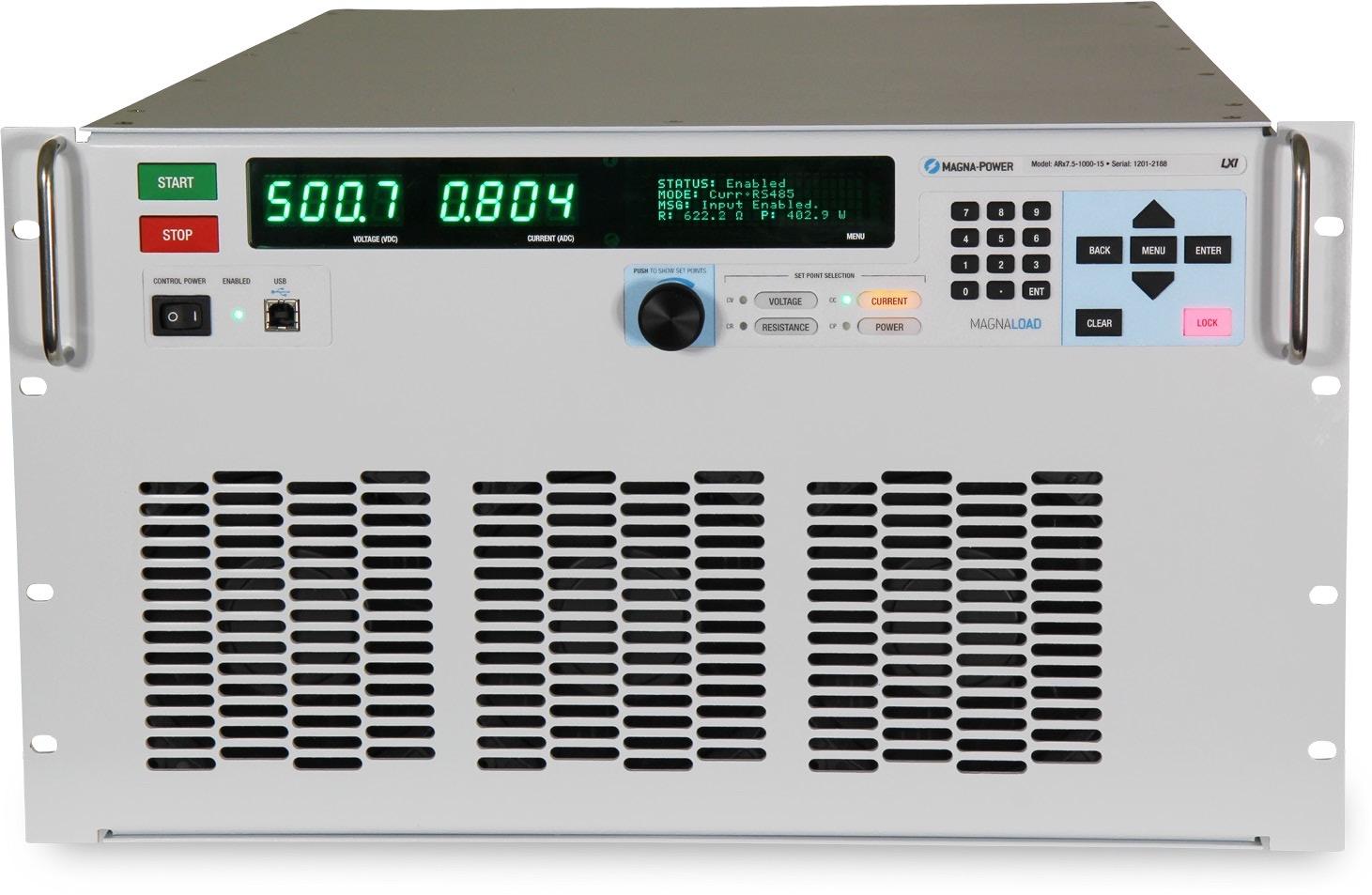 Magna-Power MagnaLOAD ARx serie DC belastingen 6.75 kW - 40.5 kW+