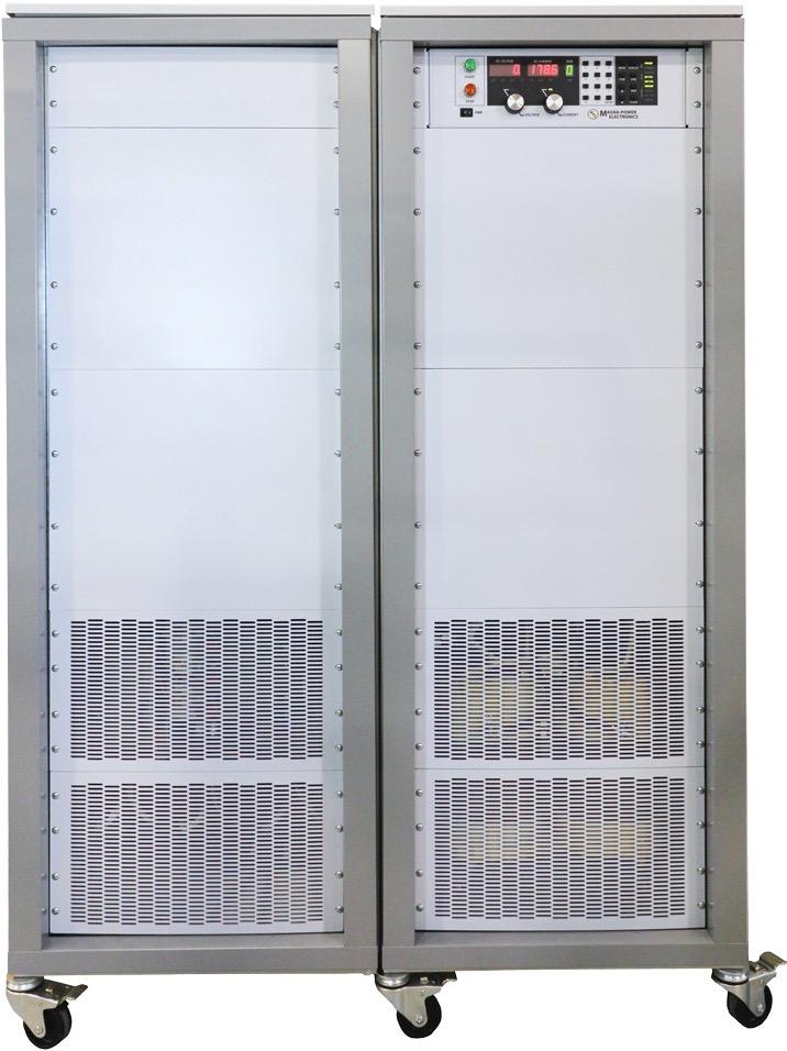 Magna-Power MT serie DC voedingen 100 kW - 1000 kW+