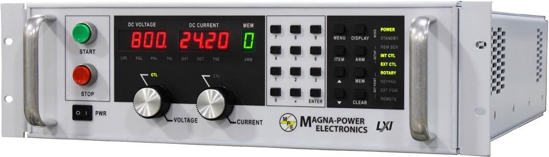 Magna-Power TS serie DC voedingen 5.0 kW - 50.0 kW