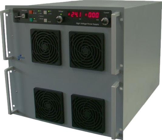 Technix SR serie DC 15 kW – 40 kW hoogspannings (HV) voedingen