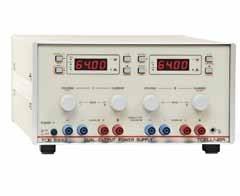 Toellner 8840/8850 serie DC voedingen