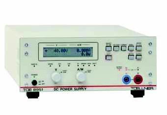 Toellner 8950 serie DC voedingen