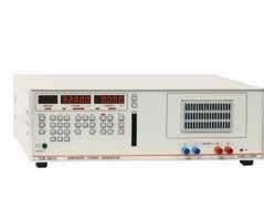Toellner TOE 8800 serie arbitrary DC voedingen