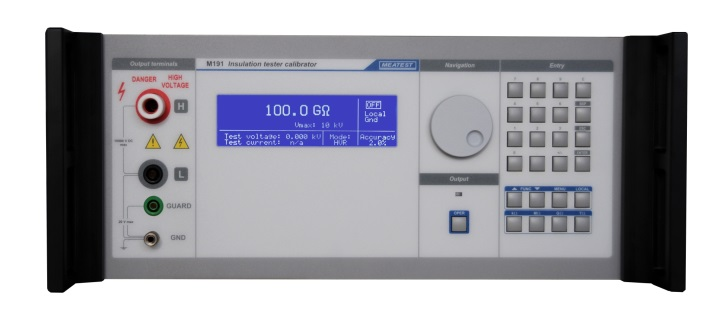 Meatest M191 Insulation Tester Calibrator